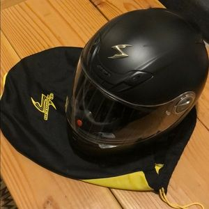 Other - Scorpion EXO-400 Full Face Motorcycle Helmet